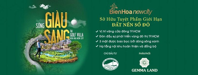 Biên Hòa New City Gemma Land