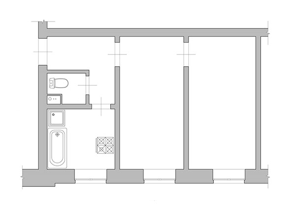 Từng phòng trong căn hộ Moonlight Centre Point sẽ yêu cầu hệ thống chiếu sáng riêng.