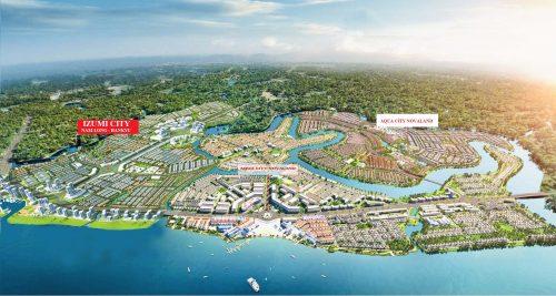 Izumi City Hankyu Nam Long Đồng Nai - Gemma Land